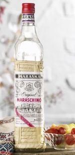 Maraschino-Straw