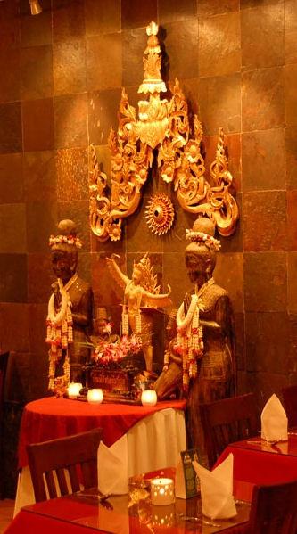 Bangkok dinining
