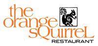 Orange squirrel Logo