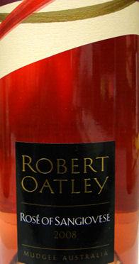 Oatley ROse of Sang