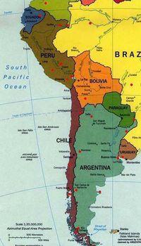 Peru Chile Argentina