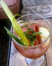 Asian Bloody Mary High view