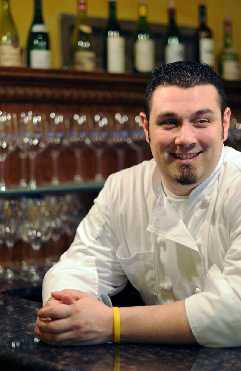 Chef Michael Carrino r
