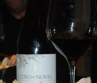 Cedro Noval close up