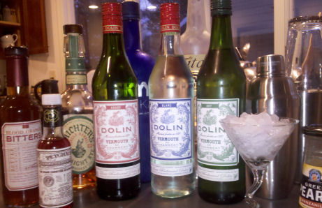 Dolin Bottles Ready to GO
