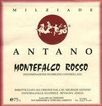 Antano Montefalco Rosso