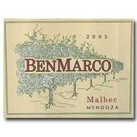 Ben Marco wines