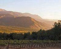 Rapel valley