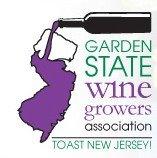 NJ state wine logo