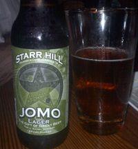 Star Hill Jomo Lager 400