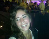 Nell happy