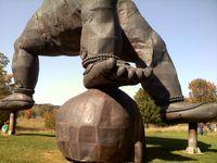 Three Legged Budhha