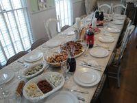 Big Italian Thanksgiving
