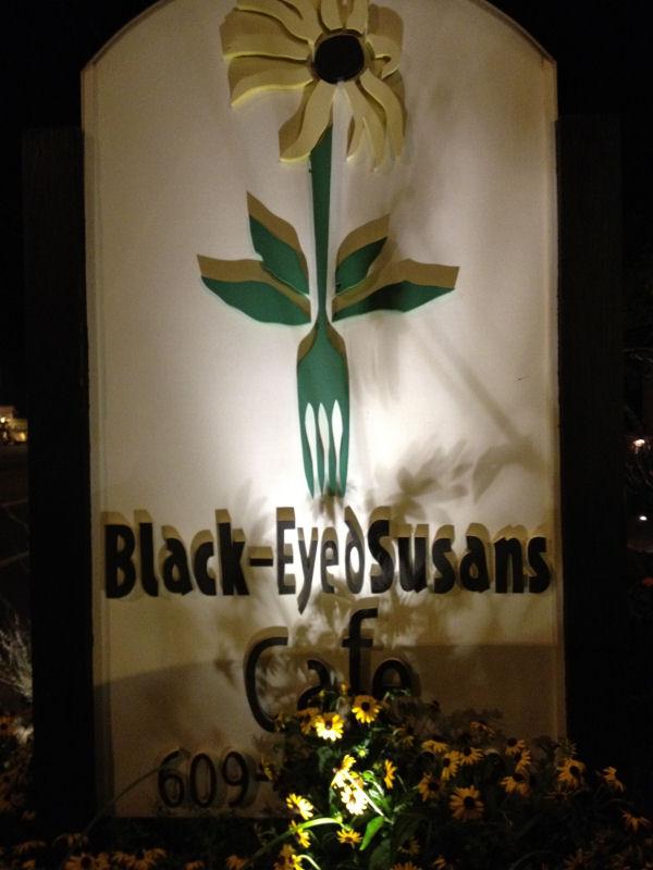 Black-Eye Susans Sign 2
