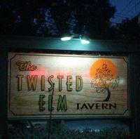 Twisted Elm Bar and Restaurant Sign Cropped