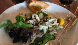 Calamari Salad 600