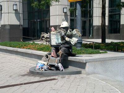 9-11 Sculpture 600