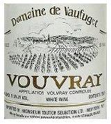 Domaine de Vaufuget Vouvray