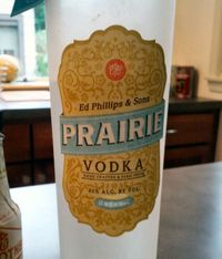 Prarie Vodka 600