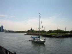 Sail Boat 600