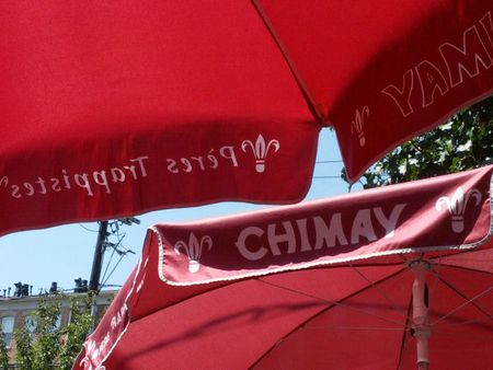 Chimay Umbrellas