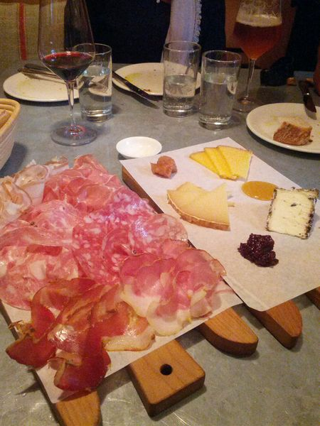Il Buco Alimentari & Vineria Salumeri and Cheese Platters 2