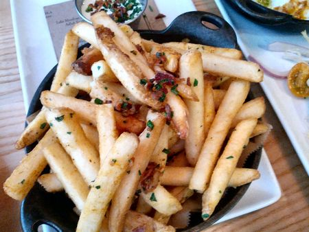 Yardbirds Southern Table Awesome Fries