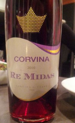 Corvina cropped