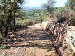 Castello D'Albola Rough Roads