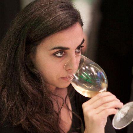 Arianna Occhipinti tastes Cropped