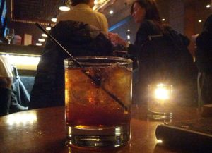 Old Fashioned '1884'  Bulleit Rye - Maraschino Liqueur - Brown Sugar - Orange & Angostura Bitters