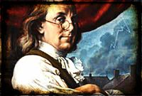Ben Franklin Rustic