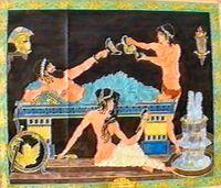 Greek Wine Pour cropped