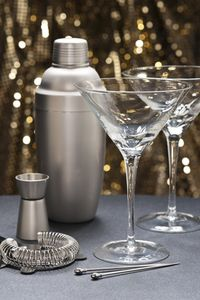 Cocktail Equipment© 3532studio - Fotolia.com