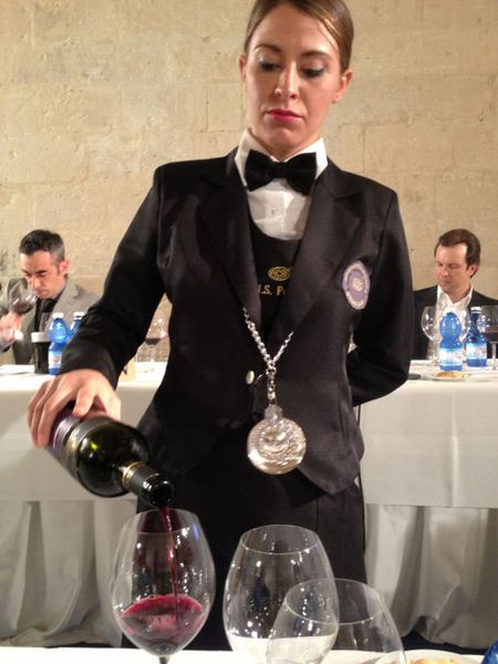 Beautiful Sommelier 500