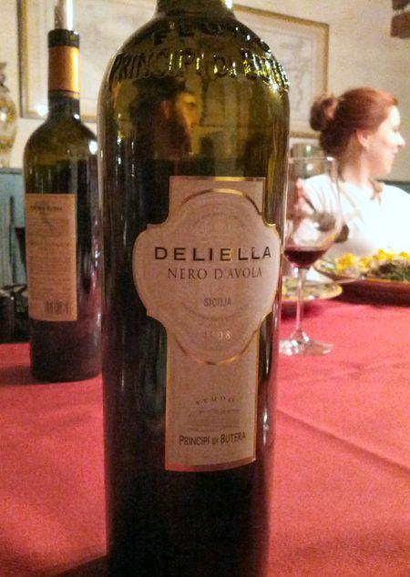 7 Deliella Nero D'Avola