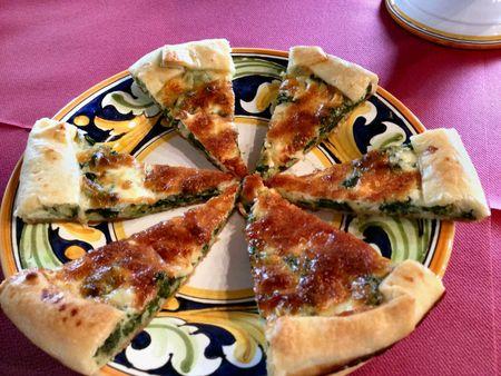 24 Sicilian Tart