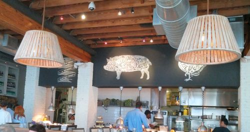 Yardbird southern table open Kitchen