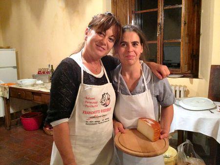 Castello D'Albola Happy Cooks