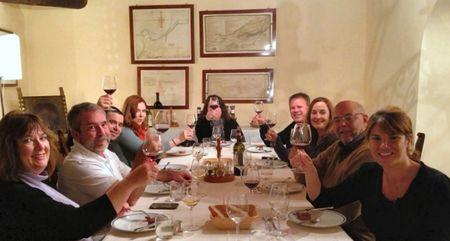 Castello D'Albola Wine Bloggers