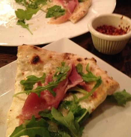 Tosca Montclair  Pizza