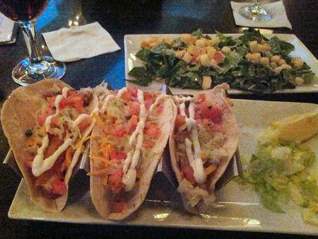 Verona Inn  Fish Tacos