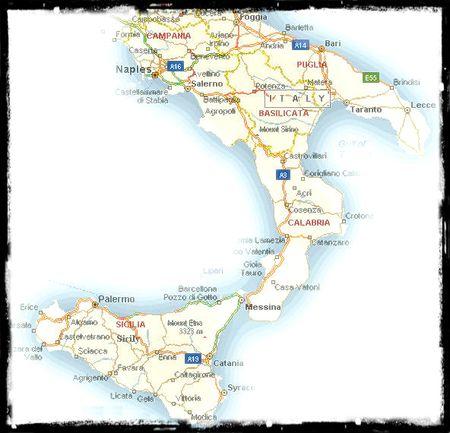 Southern Italy Sara