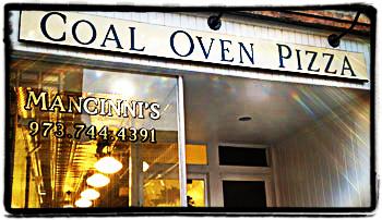 Mancinni Coal Oven Front