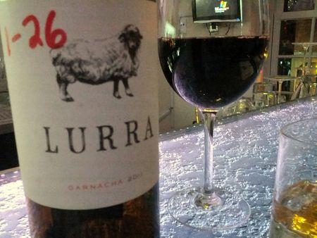 Wine Lurra Granache