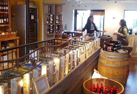 Botta Hello Wine Store Triciann and Nell