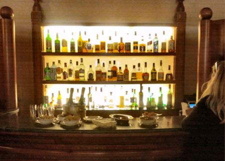 PATRIA PALACE HOTEL Italian Bar enhanced