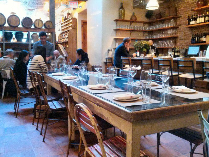 Il Buco Alimentari & Vineria Communal Table