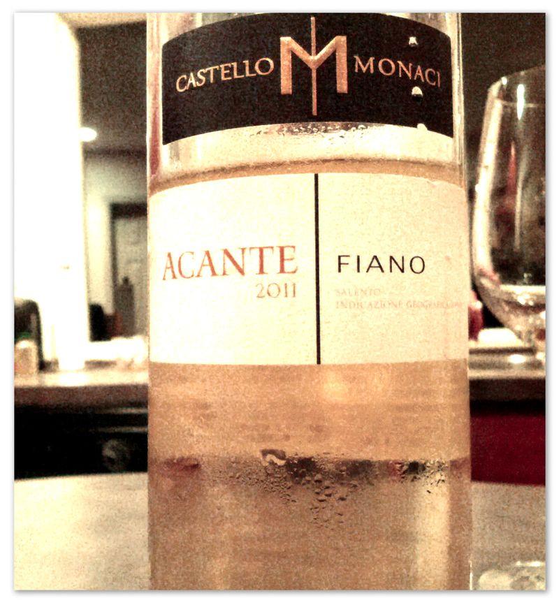 Wine Framed