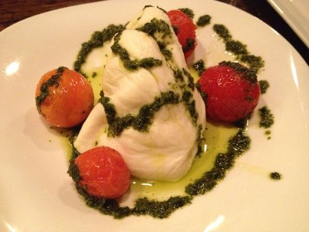 Tosca Montclair  Burrata